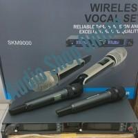 Mic Wireless Sennheiser Skm 9000 / microphone skm 9000