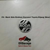 Emblem Karoseri Toyota Kijang Jantan