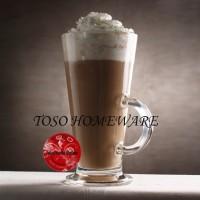 Gelas Cangkir Kopi  Coffee Latte Glass Mug, Irish Coffee