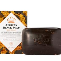 Nubian Heritage African Black Soap (USA) [Jerawat, Eksim, Psoriasis]