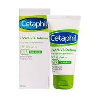 Cetaphil UVA / UVB Defense SPF 50+ Sunblock 50ml