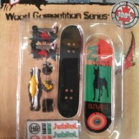 fingerboard, tech deck wooden series