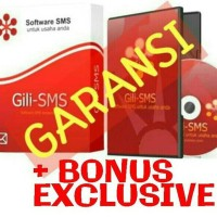 Gadget Software SMS Gateway (Gili SMS)