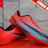 Sepatu Futsal Nike Elastico Finale III Kuning KW Super