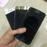 HP SAMSUNG GALAXY S6 EDGE 32GB SEKEN SECOND BEKAS