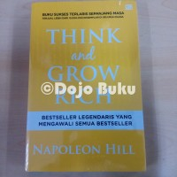 Think And Grow Rich - Cover Baru oleh Napoleon Hill