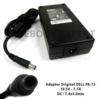 Charger Laptop Dell Alienware M17x (19.5V - 7.7A)