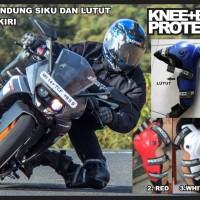 harga Deker Pelindung Lutut Siku Protector Motor Skate Sepatu Roda Safety Tokopedia.com