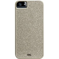Case-Mate iPhone 5 Glam - Champagne Gold [Packing Rusak]