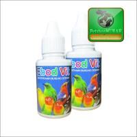 EBOD VIT , Vitamin Harian untuk Burung.. Membuat burung Rajin Bunyi