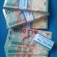 Uang Lama 1000 Rupiah 2009 Kapitan Pattimura