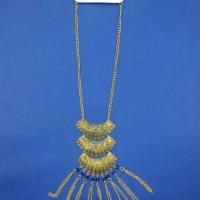 Jual kalung vintage/kalung panjang/kalung etnik Murah