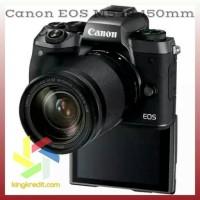 Canon EOS M5 18-150mm Cash & Kredit Kamera Mirrorless