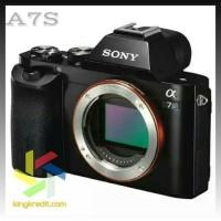 Sony Alpha A7S Body Cash & Kredit Kamera Mirrorless
