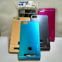 Motomo For Xiaomi Mi4i Mi 4i Xiomi Metal Case Cover Casing Hardcase
