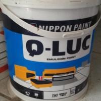 Cat Tembok Qluc Emulsion Paint 5 kg By Nippon Paint KHUSUS GOJEK