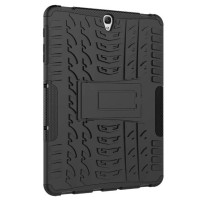 CASE SAMSUNG GALAXY TAB S3 9.7 INCH/T820 CASING RUGGED ARMOR KICKSTAND