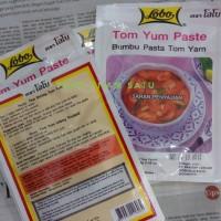 Bumbu Pasta Tom Yam / Tom Yum Paste Lobo 30gr