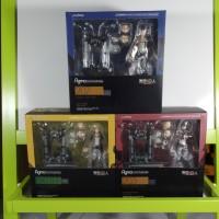 Jual Figma Attack On Titan Eren, Mikasa and Armin Set Of 3 Murah