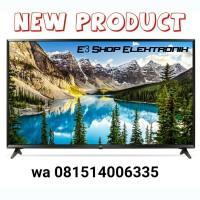 "TV LG 55"" New Product 55UJ632T Magic Remote Web Os 3.5 Baru Murah"