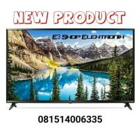 "TV LG 43"" New 43UJ632T Magic Remote Web OS 3.5 4K Baru"