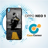 Casing HP Oppo Neo 9 | A37 Valentino Rossi Motogp Hardcase