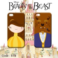custom case beauty and the beast termurah bisa semua HP iphone samsung
