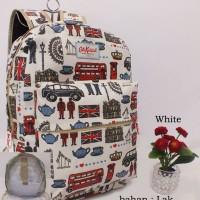 tas ransel wanita cath kidston 5074 besar case laptop white