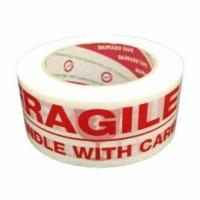 Daimaru Lakban Fragile Handle with care Tape