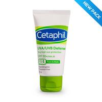 Cetaphil UVA UVB Sun Block Defense SPF 50+ 50 ml