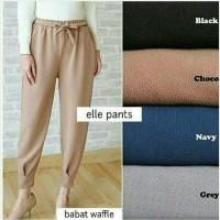 Celana Panjang Elle Pants / celana Elle pants