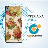 Casing HP Sony Xperia XA Decoupage Designs