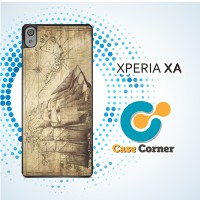 Casing HP Sony Xperia XA Ancient Ship