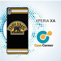 Casing HP Sony Xperia XA Boston Bruins