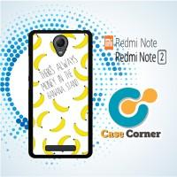 Casing HP Xiaomi Redmi Note 2 Banana