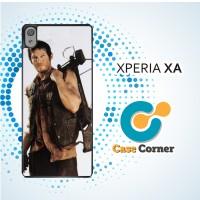 Casing HP Sony Xperia XA Daryl Dixon