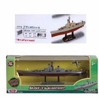 """premium Motor Max 9"""" Diecast Battleship"""