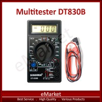 Jual Multimeter Digital DT830B ~ Avometer / Multitester ~ Multi Tester Murah