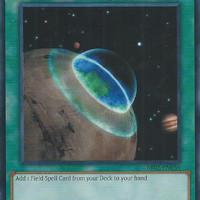 Kartu Yugioh Terraforming [Common]