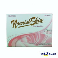 Nourish Skin Isi 60 Tablet