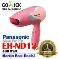Hair Dryer Panasonic EH ND 12   Pengering Rambut ND12 400 Watt EHND12