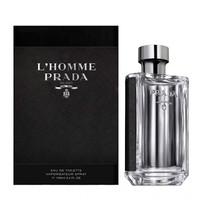 Parfum Ori Prada L' Homme Prada EDT 100 Ml ~ No Box