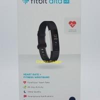 Fitbit Alta HR Fitness Wristband Smartwatch Tracker Black L