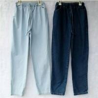 Jual basica jeans pants - celana murah - jogger - bawahan wanita Murah