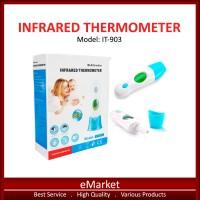 Jual Thermometer Infrared Digital 8 In 1 ~ Termometer Suhu Badan Bayi Anak Murah