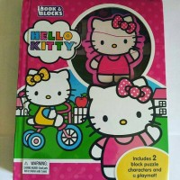 Jual Buku Hello Kitty - Buku Import Anak Murah - Board Book Murah