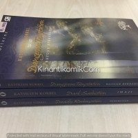 """Harlequin Nocturne """"Daughters of Myth"""" (3 buku) by Kathleen K."""