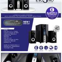 Sonic Gear Evo 5 Pro BTMI (Speaker)