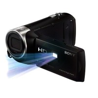 SONY HDR-PJ410 HANDYCAM with Built In Projector, ZEISS Lens, WiFi,