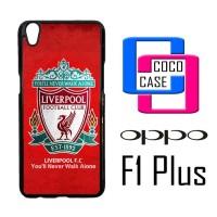 Casing Hp Oppo F1 Plus Liverpool Wallpaper X4593
